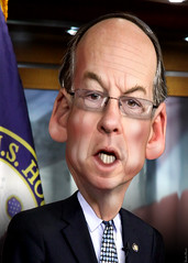 Greg Walden - Caricature (DonkeyHotey) Tags: illustration oregon photomanipulation photo political politics manipulation congress politician commentary republicanparty politicalcommentary nrcc 2ndcongressionaldistrict usrepresentative donkeyhotey gregorypaulwalden gregorywalden