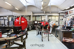 Factory Inside (getpalmd) Tags: factory supercar zonda pagani huayra