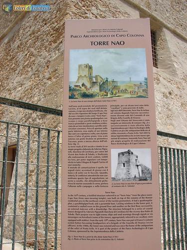 KR-Isola Capo Rizzuto-Torre Nao parco Archeologico Capo Colonna 12_L