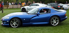 Dodge Viper GTS (Kathryn Dobson) Tags: cars car kent automobile dodge viper leedscastle supercar motoring supercarsiege