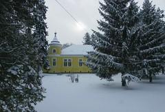 IMGP0234 (Peti0061) Tags: winter castle hungary magyarország tél kastély winter2010 vasmegye peti0061 nagygeresd