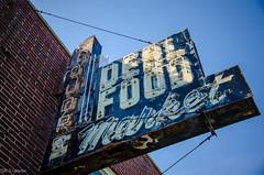 Deal Food and Liquor - Vintage (RGL_Photography) Tags: signs vintage newjersey unitedstates signage deal jerseyshore liquorstore vintagesigns signporn dealfoodandliquor