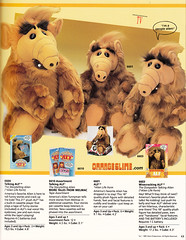 ALF - Talking Too (OrangeSlime.com) Tags: stuffed 1988 alf coleco