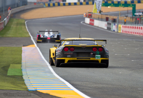 #73 Corvette Racing Chevrolet Corvette C6 ZR1