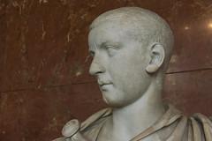 Gordian III (238  244 AD) (egisto.sani) Tags: portrait sculpture paris art arte roman louvre du romano empire marble ritratto romana parigi scultura marmo impero muse iii louvre gordian gordiano