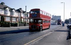 RML 2760 North Street 23-10-83 (dsj672) Tags: t national routemaster titan ls leyland rm aec rml