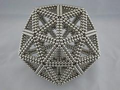 """Pentakis Dodecahedron V2 <a style=""""margin-left:10px; font-size:0.8em;"""" href=""""http://www.flickr.com/photos/51434923@N07/9226895535/"""" target=""""_blank"""">@flickr</a>"""