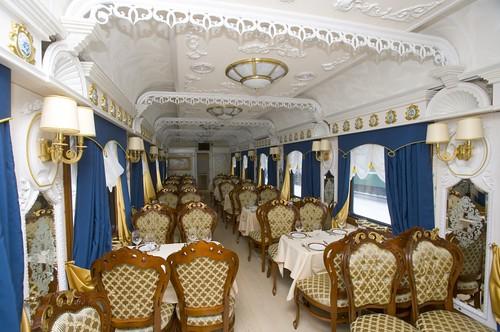 Imperial Russian Train - Luxury Train Club