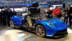 PAGANI HUAYRA TRACK PACK (gti-tuning-43) Tags: auto show blue car sport switzerland track ride suisse expo geneva event exotic pack salon motor genve luxury supercar pagani rasso rassemblement 2013 huayra hypercar