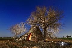 Cuco-1 (Gabriel Glez.) Tags: longexposure gabriel noche estrellas nocturna piedras albacete castillalamancha largaexposicion gabrielglez noctografia