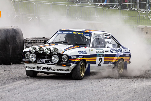 Lurgan Park Rally 2013