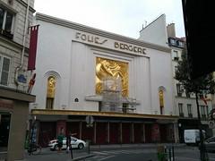 Golden Folies (Jamie Barras) Tags: 1920s paris building architecture century french gold design leaf theatre artdeco cabaret 20th twenties flickrandroidapp:filter=none