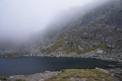 Lacul Căltun, dimineața