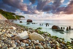 Rgen (mibreit) Tags: sea germany island deutschland coast chalk balticsea rgen ostsee kreidefelsen chalkcliffs