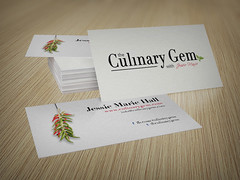 Business Card (sambarwick) Tags: print branding vectorwork