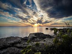 Sunset 21_09_2013 (NIKOZAR (Nicola Zaratta)) Tags: sunset tramonto puglia taranto samsungwb500 blinkagain marinadiizzano