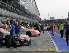 N A S C A R a Monza. (Alberto04) Tags: italy cars sport europa europe italia gare corse nascar circuit pista autodromo monza circuito piloti macchine competizioni autodromodimonza pliots olympussp590uz