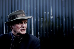 Cool farmer (Jacob Wismar) Tags: portrait nature scotland highland worker farmer oldpeople