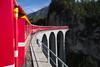 """en plaz a la fanestra @ Viafier retica (Toni_V) Tags: bridge train schweiz switzerland europe suisse perspective railway zug rangefinder svizzera zugfahrt unescoworldheritage m9 21mm rhb graubünden grisons landwasser albulatal rhätischebahn svizra myswitzerland 2013 landwasserviadukt filisur grischun rhaetianrailway landscapes"""" viafierretica 131026 ©toniv leicam9 goldenart superelmarm albulabernina l1014371"""