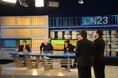 En el programa Pacto de Caballeros, conducen Rodo Herrera y Gabriel Michi