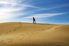 L O S T (Color-de-la-vida) Tags: dunas deltadelebro