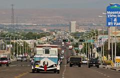 Route 66 - Albuquerque NM (KurtClark) Tags: street new skyline mexico route66 downtown central albuquerque nm avenue dorado old66 june2012