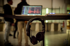 DJ Stand / Arythmie d'Alban Curnillon pour le Re-Design Boxon.