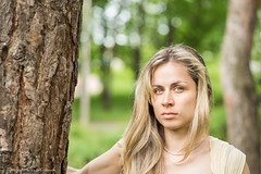 Asya (LILIYSKIY) Tags: summer girl beautiful bigeyes thought longhair rest