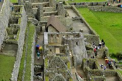 Peru Machu Picchu Templo del Sol 01 (Rafael Gomez - http://micamara.es) Tags: world heritage sol peru machu picchu del de la o ciudad inka machupicchu templo humanidad patrimonio ph560