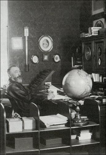 Ernst Heinrich Wilhelm Stephan, ab 1885 von Stephan, Organisator des deutschen Postwesens und Mitbegründer des Weltpostvereins