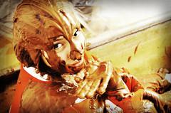 Chocolate Santa Is Coming To Town (jens.wiesner) Tags: santa weihnachten pie fight bath chocolate bad cream tub bathtub nutella claus bathing nikolaus xmascard weihnachtskarte schokolade sahne torte vanillepudding schokopudding schokoladenpudding tortenschlacht chocolatebath nikolusin bathinginchocolate schokobad schokoladenbad schokoschlacht