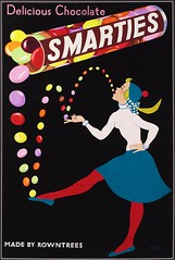 Archive Smarties poster