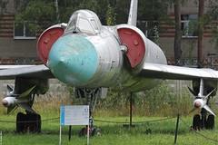 Tupolev 128 (Tu-28 'Fiddler') long-range interceptor, Monino Museum, Russia (Jeroen.B) Tags: museum russia moscow aircraft jet russian 1961 fiddler ussr interceptor tupolev monino longrange tu128 tu28 monino2013