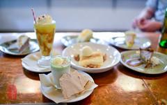 A parking lot of desserts. (ulterior epicure) Tags: dessert rye kansas 2014 leawood