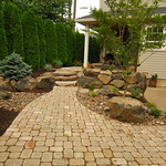 """Beautiful Patio by Greenhaven Landscapes <a style=""""margin-left:10px; font-size:0.8em;"""" href=""""http://www.flickr.com/photos/117326093@N05/12994452073/"""" target=""""_blank"""">@flickr</a>"""