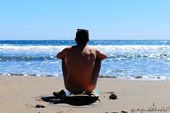 Vínculo (actividadcerebral) Tags: blue me canon spain paradise surf peace almeria genoveses surflife 700d