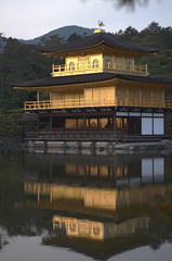 Rokuon-ji (veropie) Tags: travel japan temple japanese kyoto asia traveller temples traveling kinkakuji hdr goldentemple eastasia rokuonji thegoldentemple kyotoprefecture notatourist