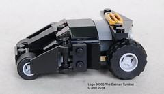 Lego 30300 The Batman Tumbler (KatanaZ) Tags: lego batman polybag thebatmantumbler lego30300