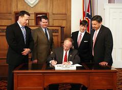 05-14-2014 Bill Signings