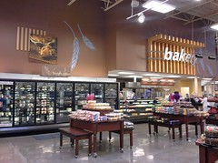 One more view of the new bakery area (l_dawg2000) Tags: 2004 mississippi supermarket ms grocerystore grocery renovation remodel kroger 2000s southaven 2013 krogerfuelcenter krogershoppingcenter krogermilleniumstyle 2013remodel kroger2012decor