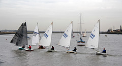 Triple Y! (RiverCrouchWalker) Tags: winter sailing y january overcast yachts essex dull yachtclub 2015 yardarm southwoodhamferrers rivercrouch countyofessex weeklyalphabetchallenge