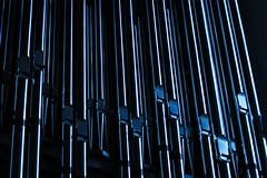 binary (Jake Vince) Tags: light church pipes organ marc binary chagall mainz