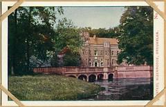 Honigs maizena plaatjesalbum pm 1910 Breuikelen kasteel Nijenrode (janwillemsen) Tags: nijenrode honigplaatjesalbum1910nederland