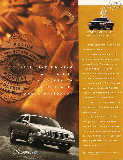 cadillac 1997