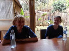 Dorota & Paulinka - Thai Elephant Home
