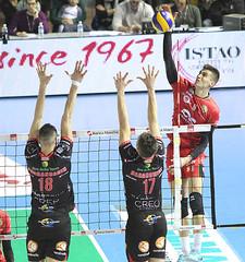 Lube Treia - CMC Ravenna 3-1