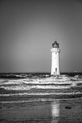 Perch Rock Lighthouse (davewilkinson5) Tags: new longexposure big brighton long exposure le wirral stopper 10stop