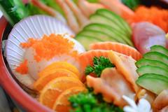รับถ่ายภาพเมนูอาหารซูชิ ซาชิมิ สำหรับโปรโมทร้าน