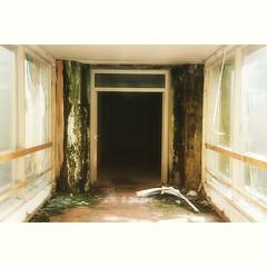 Ghost Hotel in lower Austria. #urbex... (buchmitdemsilbernenknopf) Tags: abandoned austria forgotten ghoststories verlassen urbex modernruins loweraustria lostplaces ghostadventures uploaded:by=flickstagram instagram:photo=9105755086223517641664941734