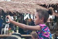 At the festival 3 (Sven Rudolf Jan) Tags: camera photographer traditional papuanewguinea alotau canoeandkundufestival